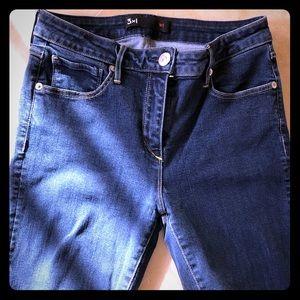 3 x 1 Skinny jeans size 27 classic blue